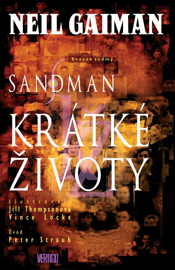obrázek k novince - Sandman 7: Krátké životy