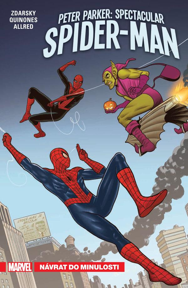 obrázek k novince - Peter Parker Spectacular Spider-Man 3: Návrat do minulosti