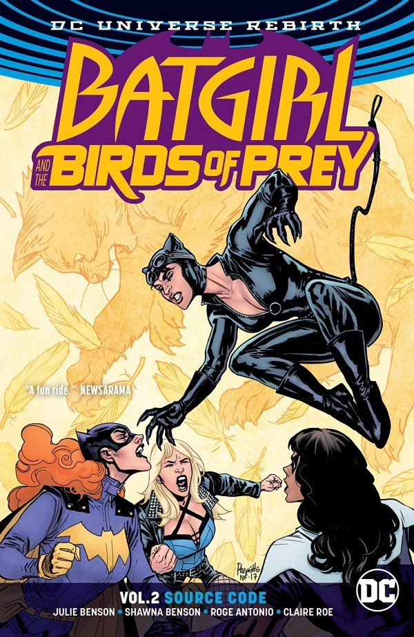 obrázek k novince - Birds of Prey 2: Zdrojový kód