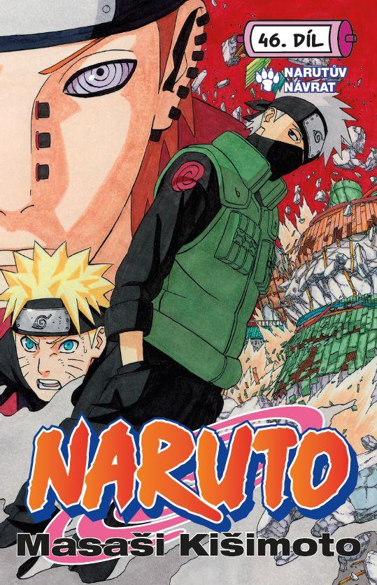 obrázek k novince - Naruto 46: Naruto se vrací