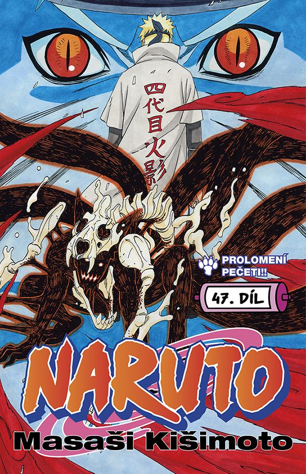 obrázek k novince - Naruto 47: Prolomení pečeti!