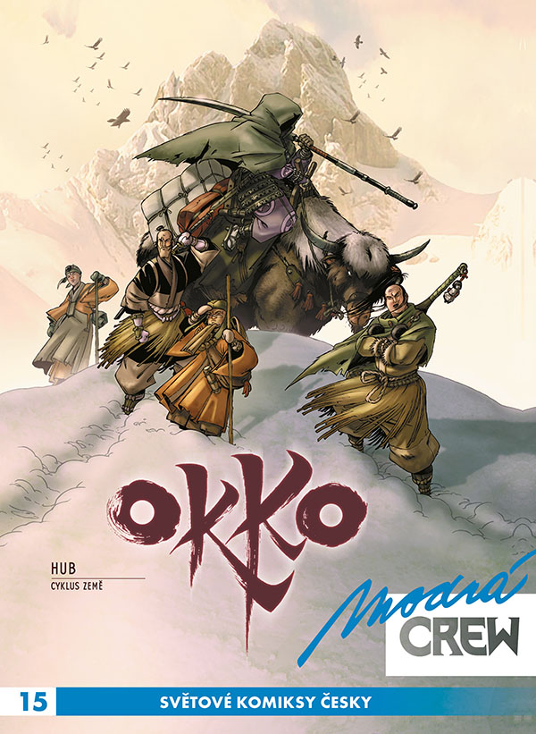 obrázek k novince - Modrá CREW 15: Okko (3-4)