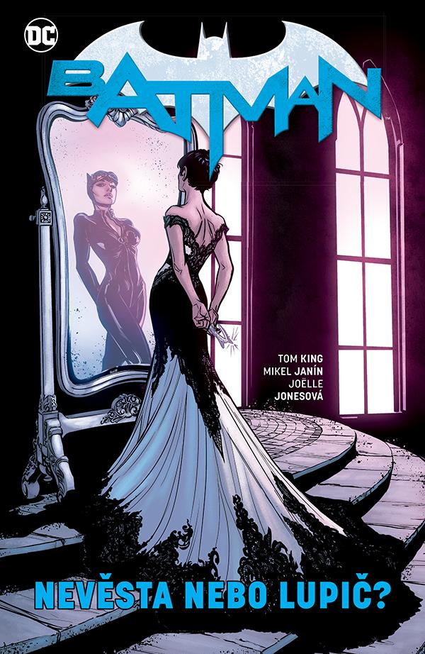 obrázek k novince - Znovuzrození hrdinů DC: Batman 6: Nevěsta nebo lupič?
