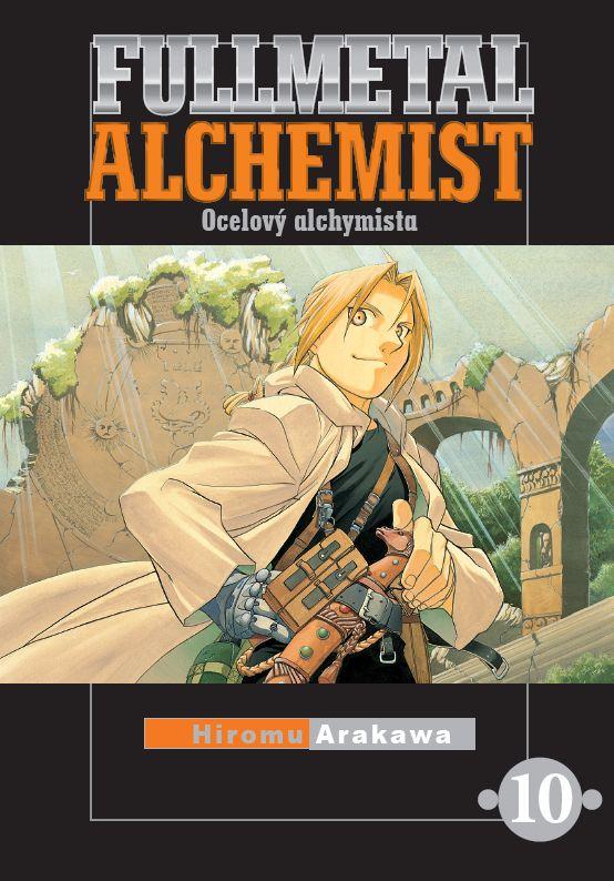 obrázek k novince - Fullmetal Alchemist - Ocelový alchymista 10