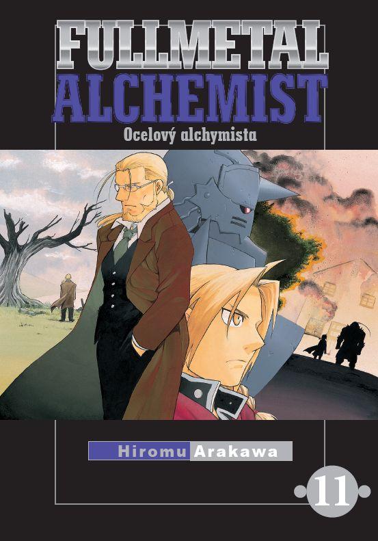 obrázek k novince - Fullmetal Alchemist - Ocelový alchymista 11