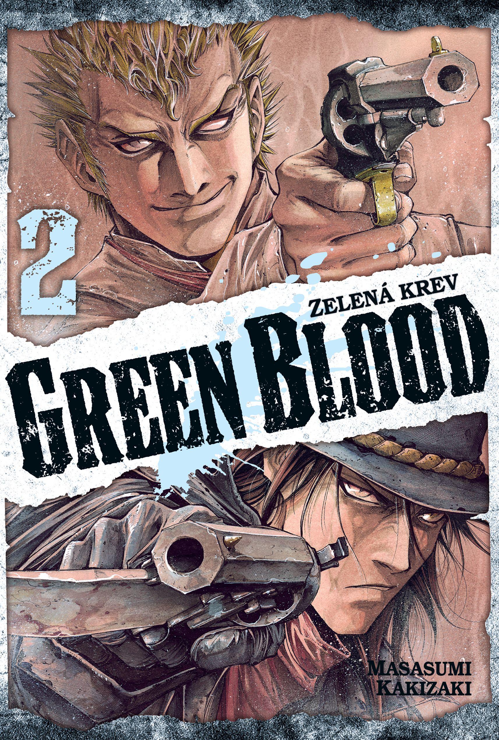 obrázek k novince - Green Blood - Zelená krev 2