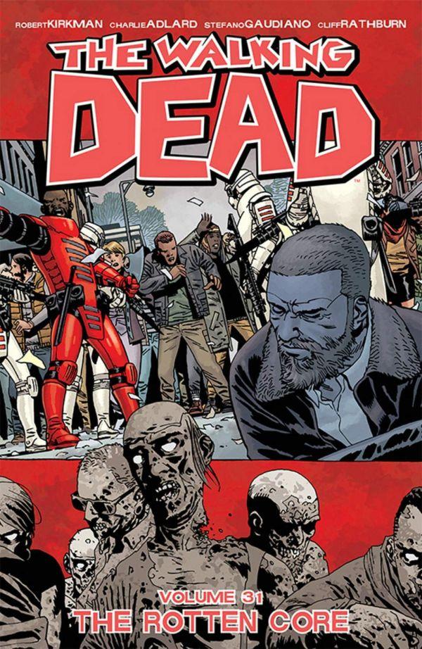 obrázek k novince - Živí mrtví 31: Skrz naskrz prohnilé