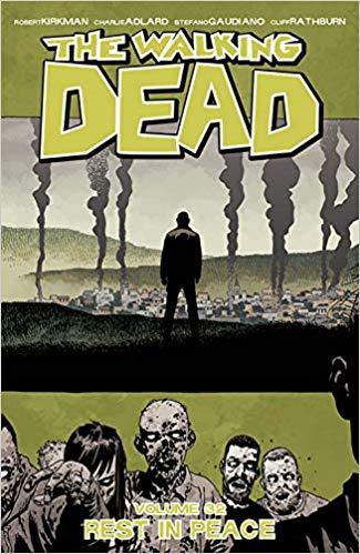 Živí mrtví 32: Odpočívej v pokoji