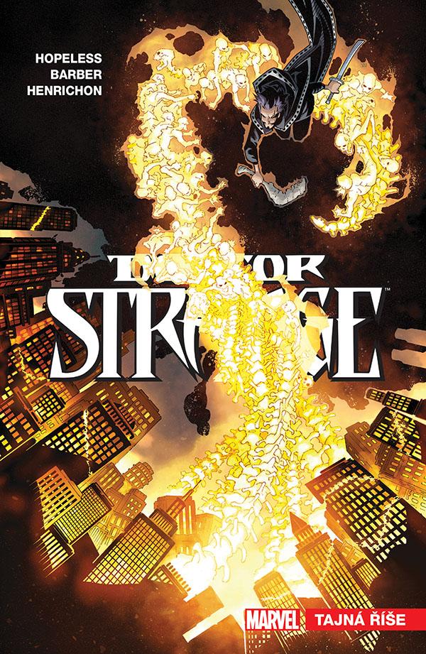 obrázek k novince - Doctor Strange 5: Tajná říše
