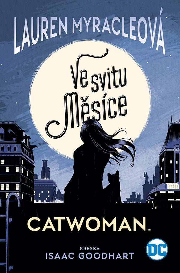 obrázek k novince - Catwoman: Ve svitu Měsíce