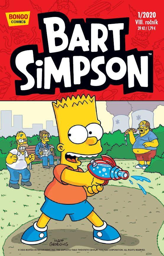 obrázek k novince - Bart Simpson 1/2020