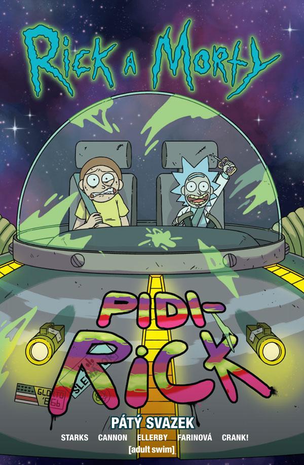 obrázek k novince - Rick a Morty 5