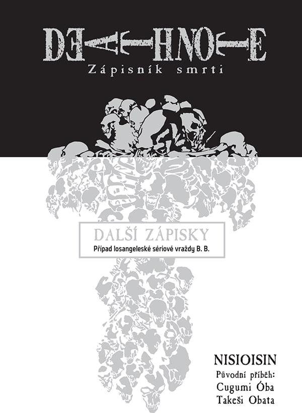 obrázek k novince - Death Note - Zápisník smrti: Další zápisky - Případ losangeleské sériové vraždy B. B.