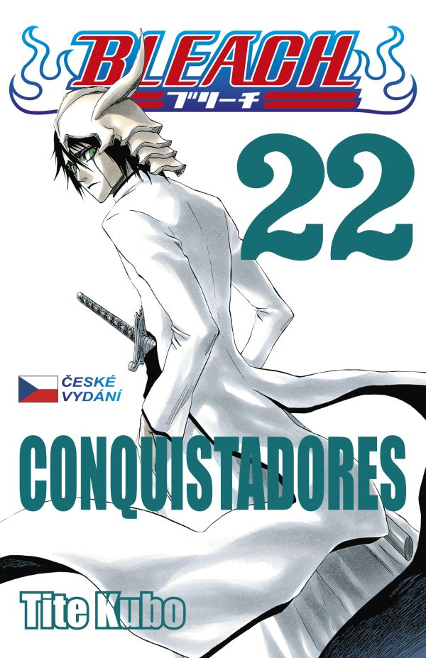 obrázek k novince - Bleach 22: Conquistadores