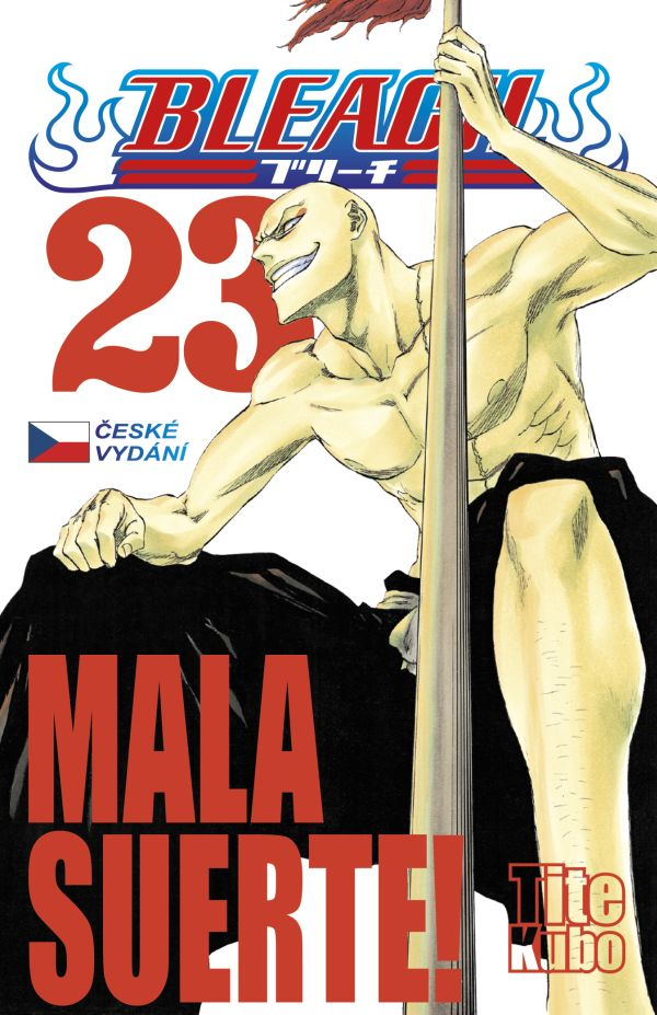 obrázek k novince - Bleach 23: Mala Suerte!