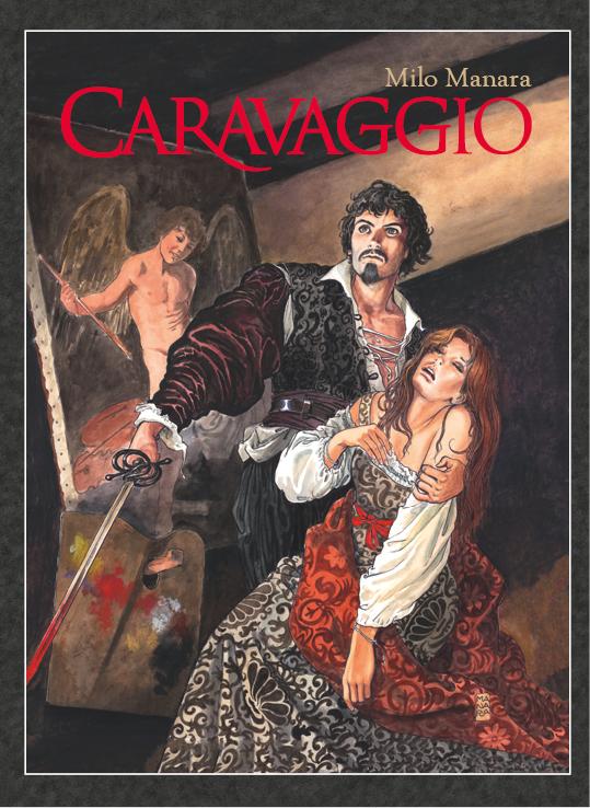 obrázek k novince - Caravaggio (brož.)