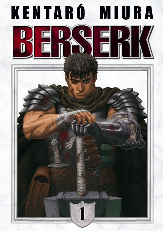 obrázek k novince - Berserk 1