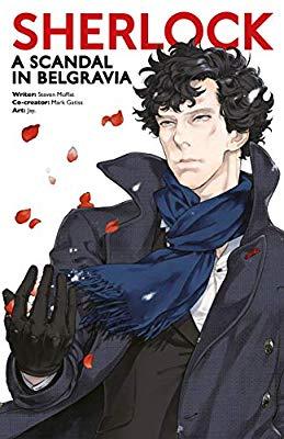 obrázek k novince - Sherlock 4: Skandál v Belgrávii