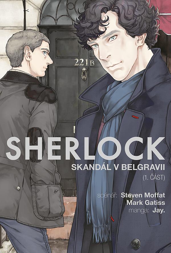 obrázek k novince - Sherlock 4: Skandál v Belgravii (1. část)