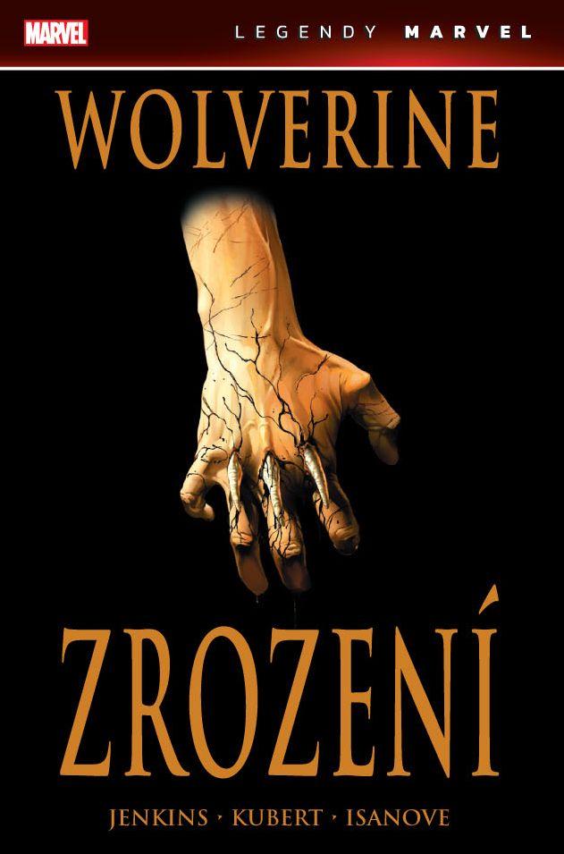 obrázek k novince - Wolverine: Zrození