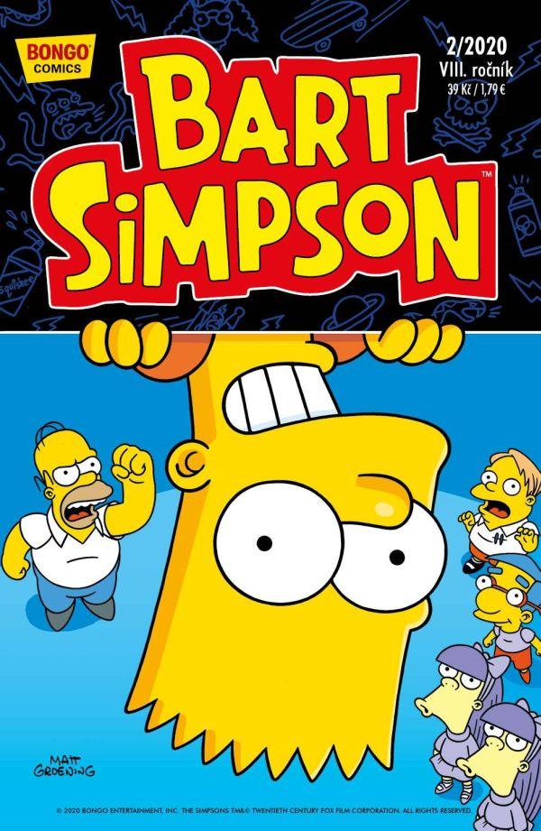 obrázek k novince - Bart Simpson 2/2020