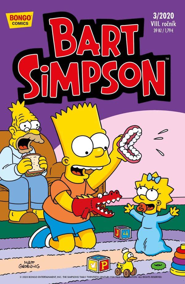 obrázek k novince - Bart Simpson 3/2020