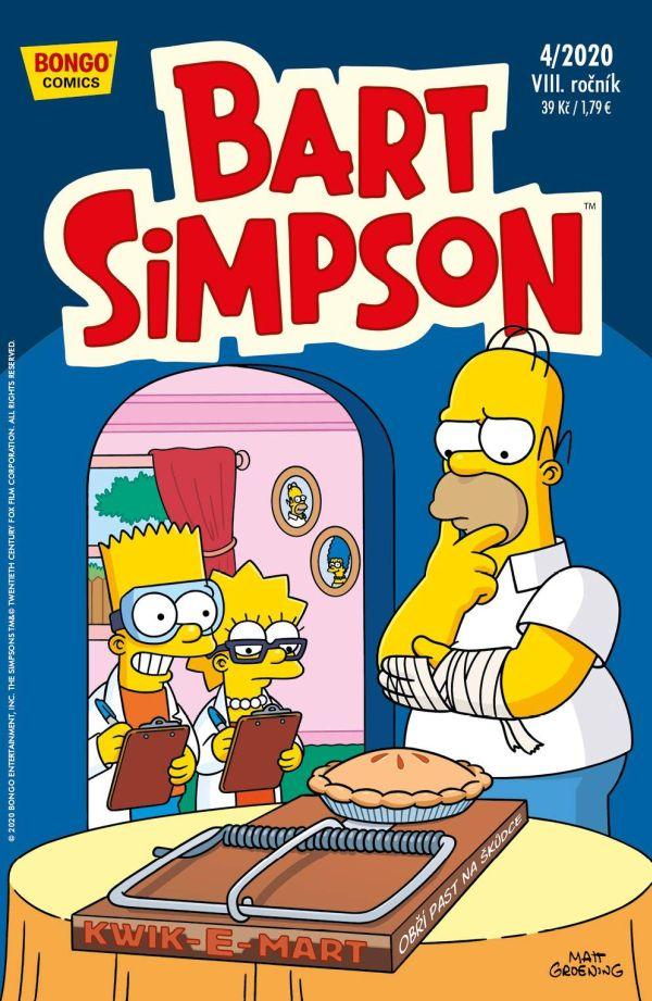 obrázek k novince - Bart Simpson 4/2020