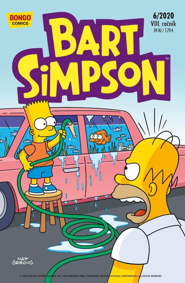 Bart Simpson 6/2020