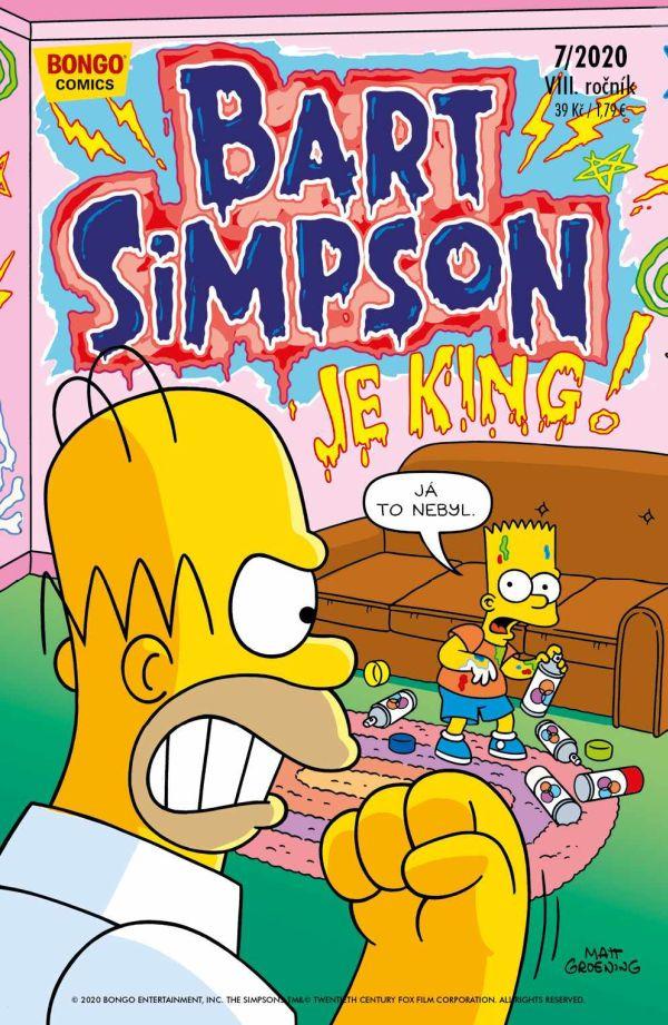 Bart Simpson 7/2020