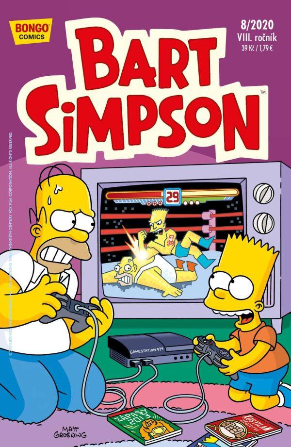 obrázek k novince - Bart Simpson 8/2020