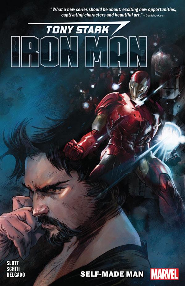 obrázek k novince - Tony Stark - Iron Man 1: Muž, který stvořil sám sebe