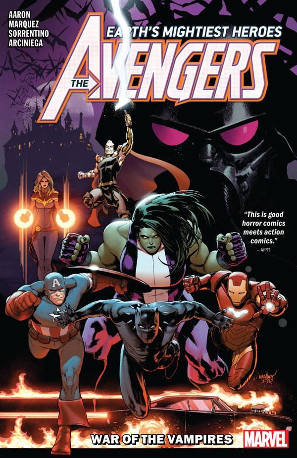 obrázek k novince - Avengers 3: Válka upírů