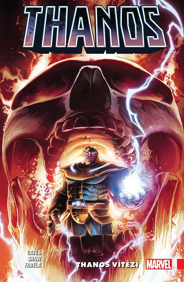 obrázek k novince - Thanos 3: Thanos vítězí