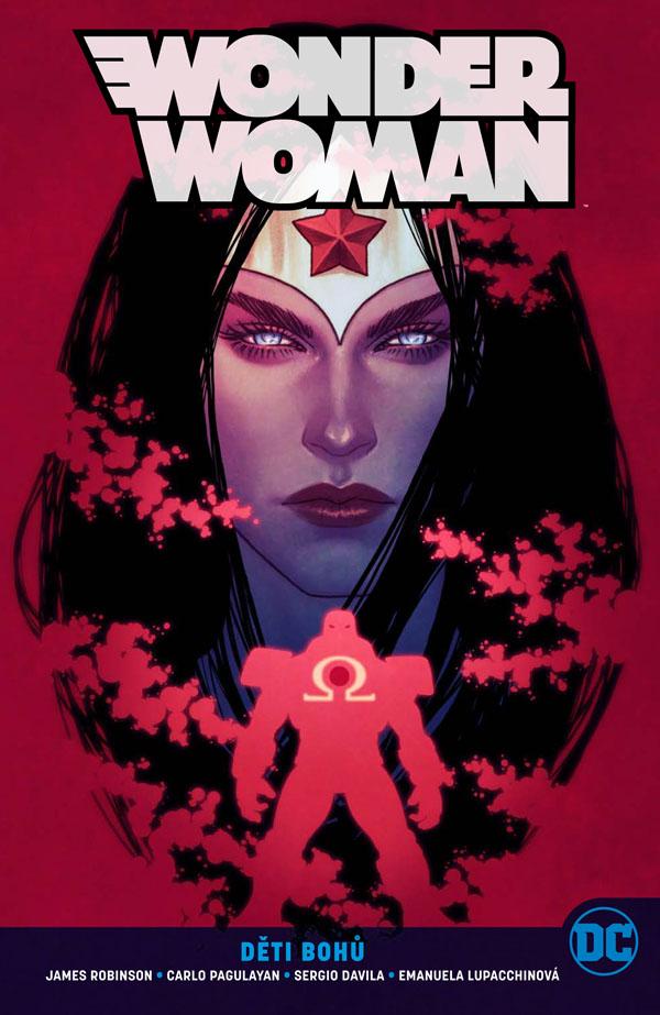 obrázek k novince - Znovuzrození hrdinů DC: Wonder Woman 6: Děti bohů