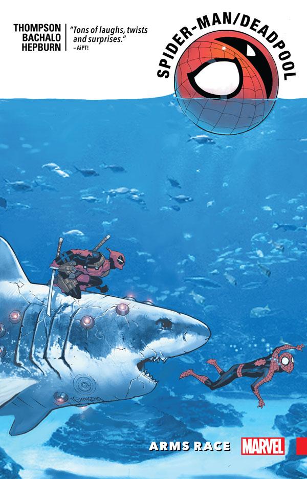 obrázek k novince - Spider-Man/Deadpool 5: Závody ve zbrojení