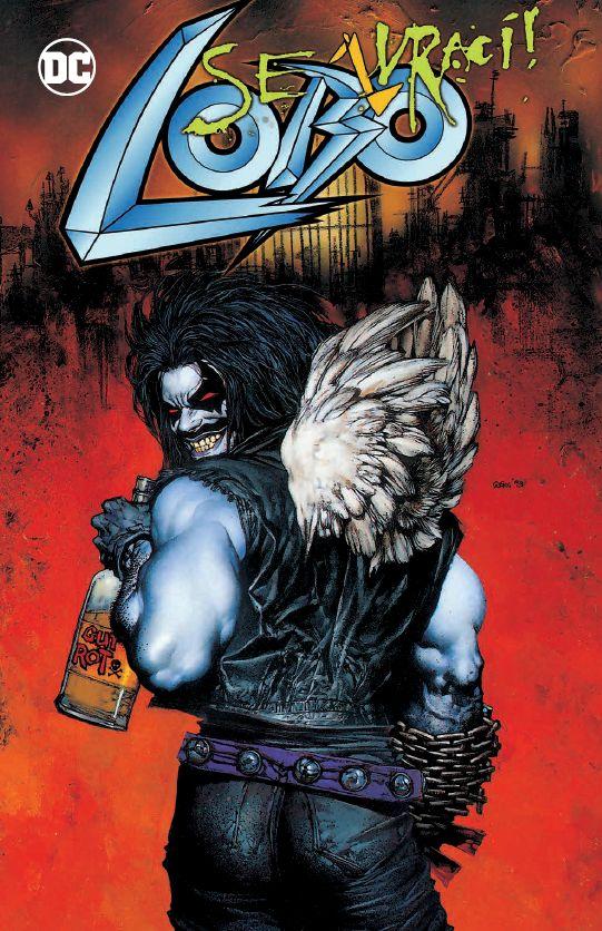 obrázek k novince - Lobo se (z)vrací (2. vydání)