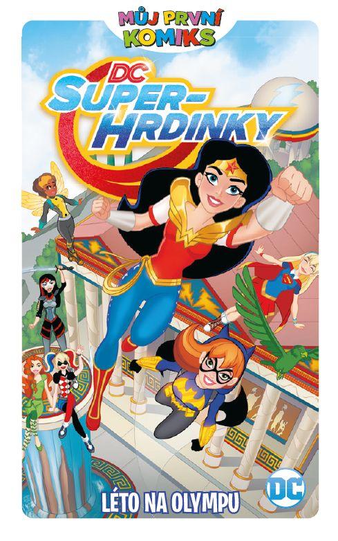 obrázek k novince - Můj první komiks: DC Superhrdinky - Léto na Olympu