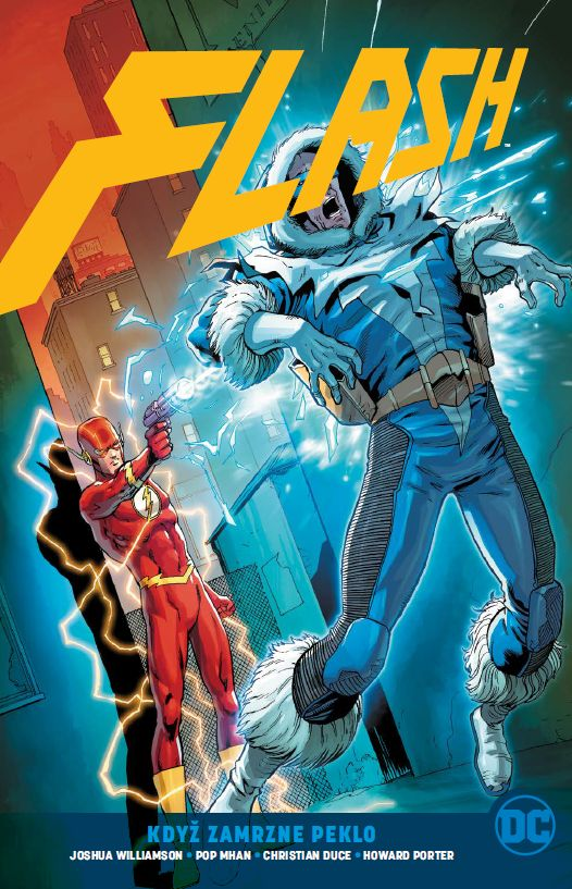 obrázek k novince - Znovuzrození hrdinů DC: Flash 6: Když zamrzne peklo