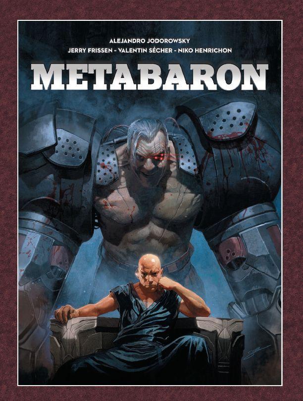 obrázek k novince - Metabaron (váz.)