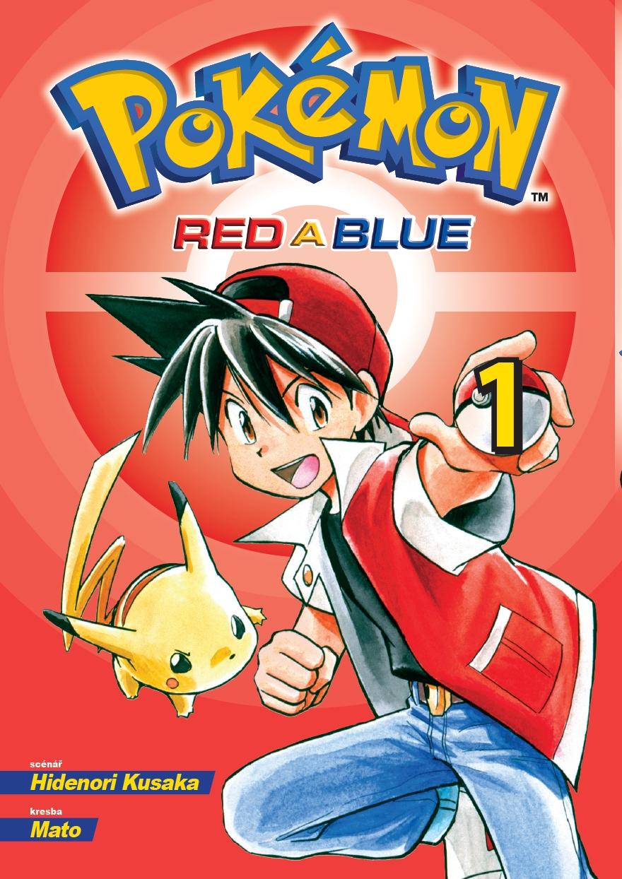 obrázek k novince - Pokémon - Red a Blue 1