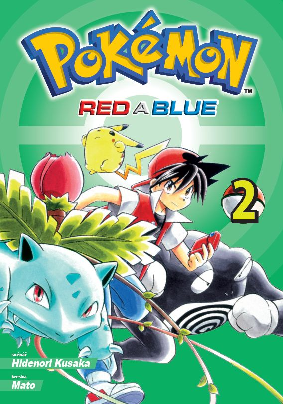 Pokémon - Red a Blue 2