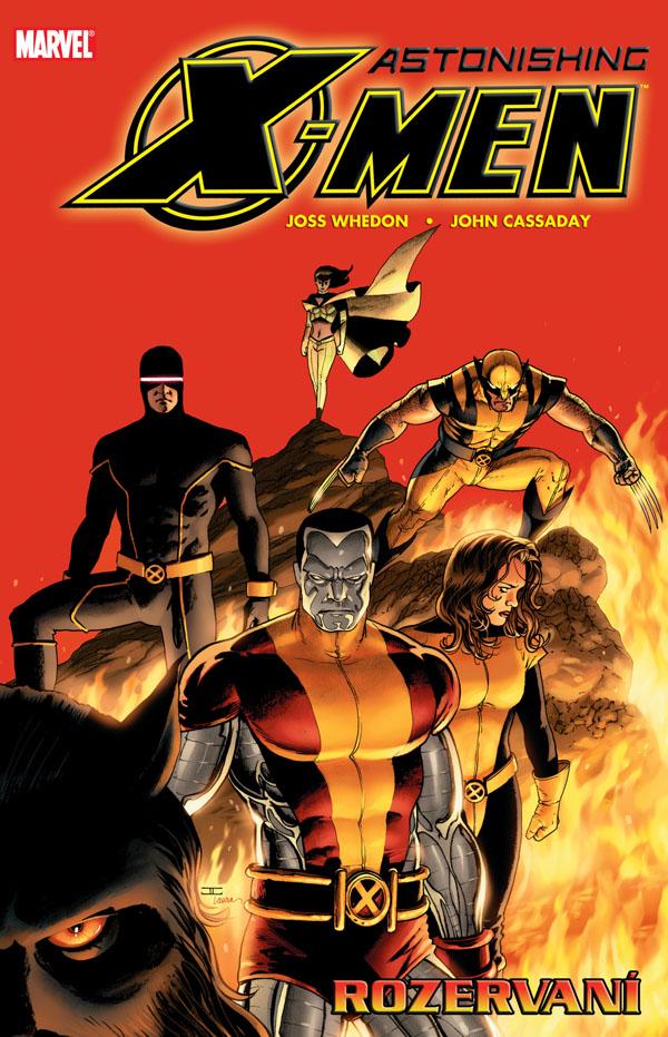 obrázek k novince - Astonishing X-Men 3: Rozervaní