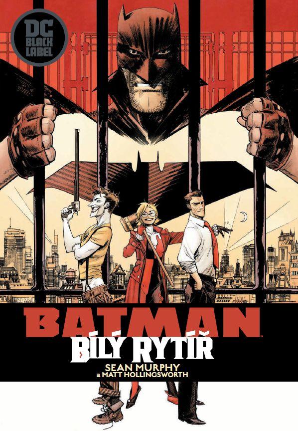 obrázek k novince - Batman: Bílý rytíř