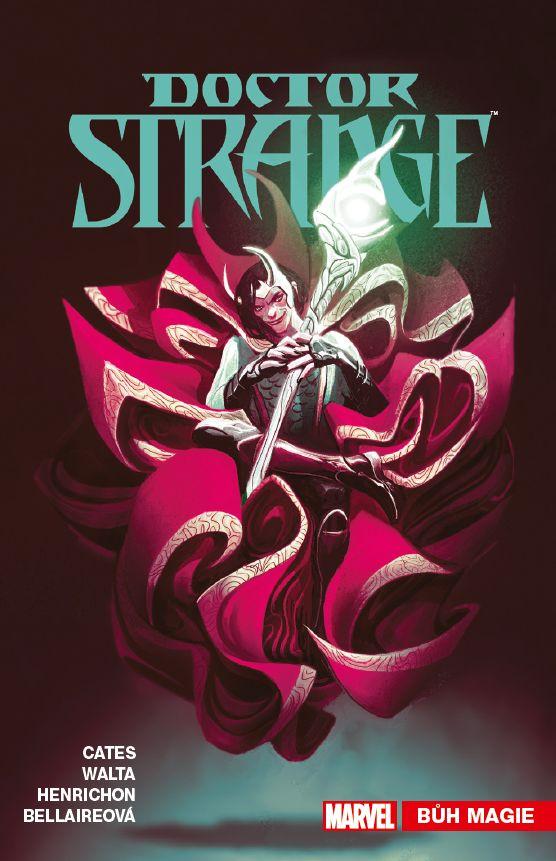 obrázek k novince - Doctor Strange 6: Bůh magie