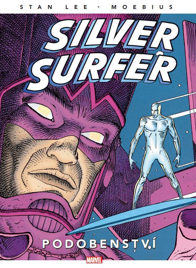obrázek k novince - Silver Surfer: Podobenství