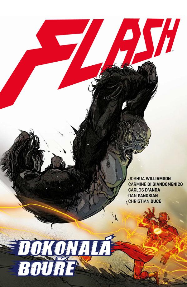 obrázek k novince - Flash 7: Dokonalá bouře