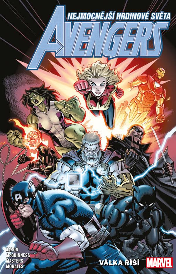 obrázek k novince - Avengers 4: Válka říší