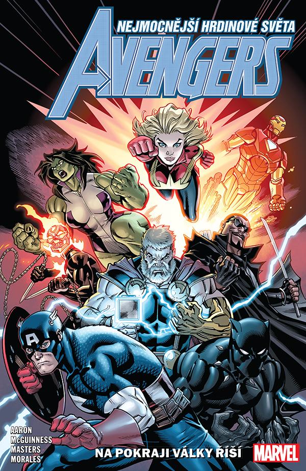 obrázek k novince - Avengers 4: Na pokraji Války říší