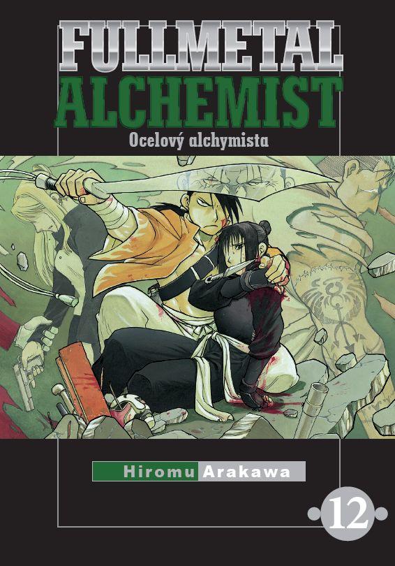 Fullmetal Alchemist - Ocelový alchymista 12