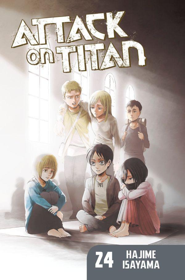 obrázek k novince - Útok titánů 24